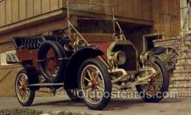 aut100312 - 1907 palace touring model a oldsmobile Automotive, Car Vehicle, Old, Vintage, Antique Postcard Post Card