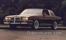 aut100336 - Pontiac 1982 Grand Prix LJ Auto, Postcard, Automobile Post Card Old Vintage Antique