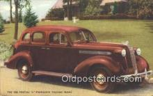 Pontiac 1936 8 Four Door Rouring Sedan