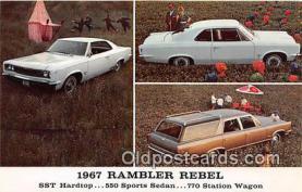1967 Rambler Rebel