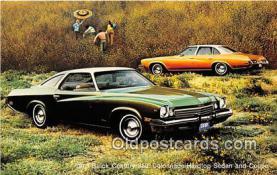 1973 Buick Century 350 Colonnade Hardtop Dedan & Coupe