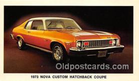 1973 Nova Custom Hatchback Coupe