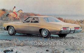 1971 Buick LeSabre Custom 4 Door Sedan