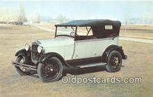 1928 Ford Model AR Phaeton