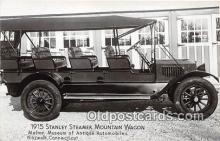 1915 Stanley Steamer Mountain Wagon
