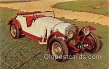 1927 36 220 HP Merceders Benz S