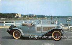 1927 Isotta Fraschini Roadster