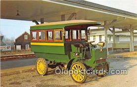 1920 Autocar 2 cyl Hotel Bus