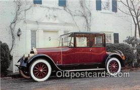 1923 Pierce Arrow Coupe Sedan