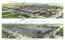 aut300006 - Maxwell Motor CompanyAuto Automotive Factory Postcard Post Card