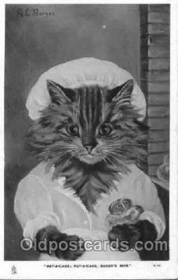 art003006 - Artist G.L. Barnes (Great Britain) Postcard Post Card