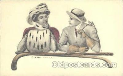 Artist Earl Christy, Postcard Post Card