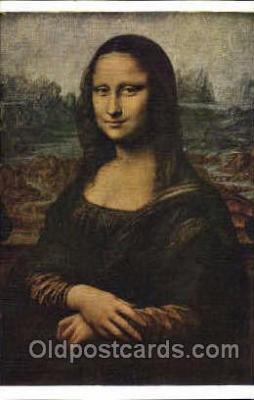 Artist Leonard De Vinci