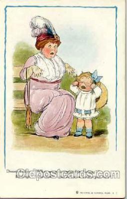 art014005 - Artist Grace Drayton (Wiederseim) (USA) Postcard Post Card