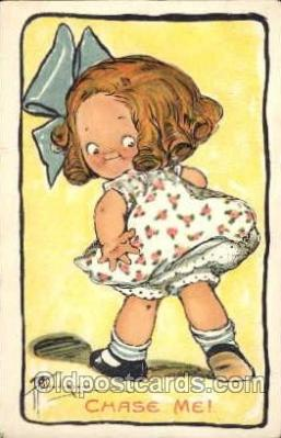 art014043 - Grace Drayton; Wiederseim Post Card