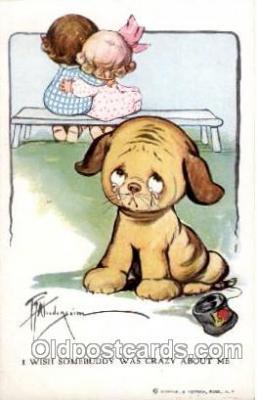 art014130 - No.176 Artist Wiederseim / Drayton Postcard Post Card