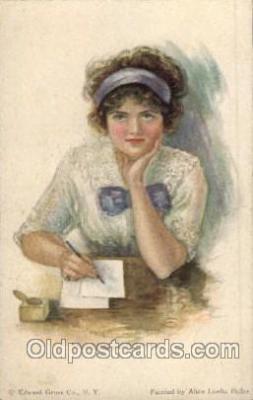 art018040 - Alice Fidler Postcard Post Card