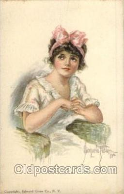 art018046 - Alice Fidler Postcard Post Card