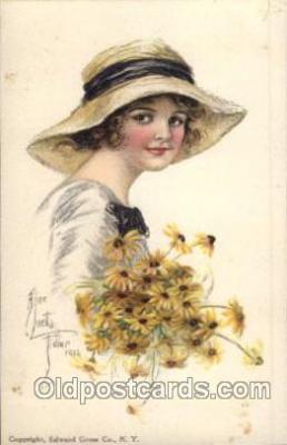 art018057 - Alice Fidler Postcard Post Card