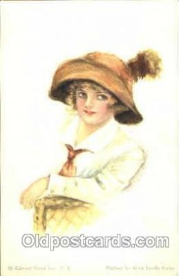 art018084 - Artist Alice Luella Fidler Postcard Post Card