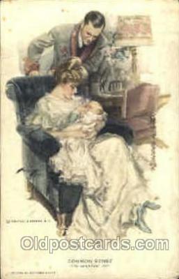 art021179 - Harrison Fisher Postcard Post Card