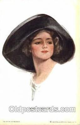 art021235 - No. 262, Beauty and Value Artist Harrison Fisher Postcard Post Card