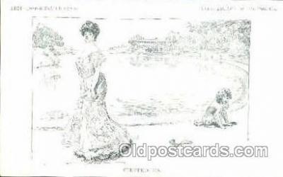 art023050 - Artist Charles Dana Gibson (United States) Postcard Post Card