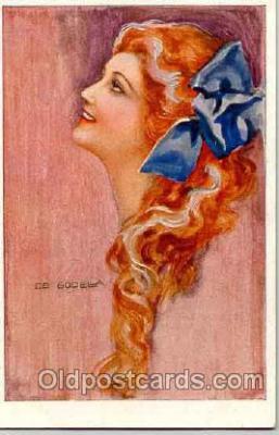 art024001 - D. Godela (Italy) Postcard Post Card