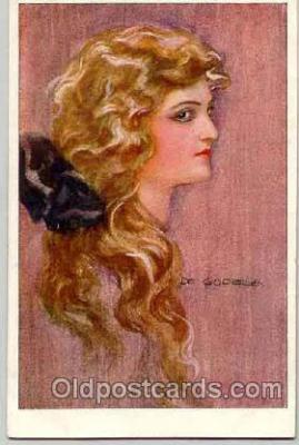 art024002 - D. Godela (Italy) Postcard Post Card