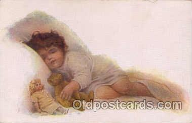 Artist Bessie Pease Gutmann (USA) Postcard Post Card