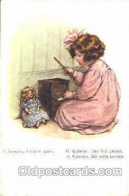 art026027 - Gutmann Postcard Post Card