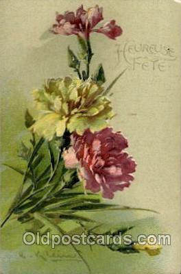 art035093 - Artist Klein Postcard Post Card
