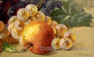 art035107 - Artist Klein Postcard Post Card