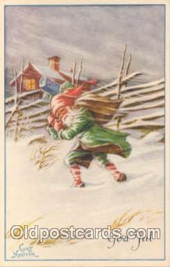 Artist Curt Nystrom Postcard Post Card