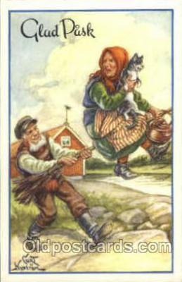 art051021 - Curt Nystrom Postcard Post Card