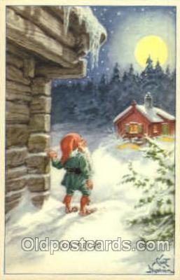 art051038 - Curt Nystrom Postcard Post Card