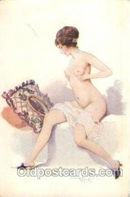 Artist Penot Postcard Post Card