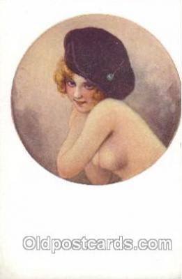 art057092 - Artist Penot Postcard Post Card