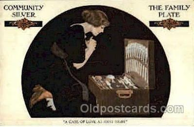 C. Coles Phillips Postcard Post Card