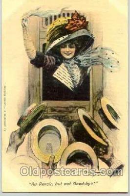 art061008 - Artist Cecil W. Quinnell (Great Britain) Postcard Post Card