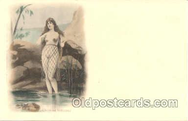 Artist Armand Sivestre (France) Postcard Post Card