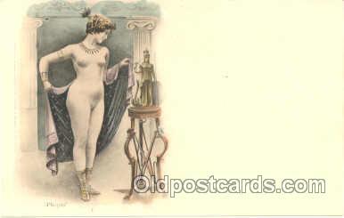 art073010 - Artist Armand Sivestre (France) Postcard Post Card