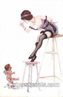 art078053 - Artist Jean Tam (France) Postcard Post Card