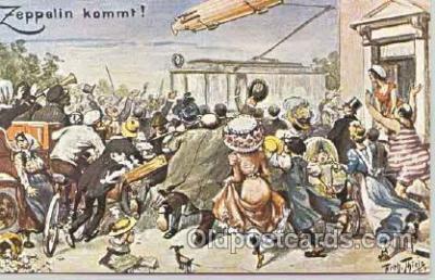 art081002 - Arthur Thiele (Germany) Postcard Post Card