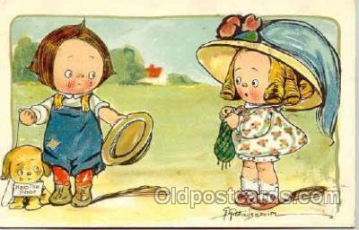 art087004 - Artist Signed Grace Weiderseim (Grace Drayton) (USA) Postcard Post Card