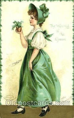 art097039 - series  Artist Ellen Clapsaddle Postcard Post Card