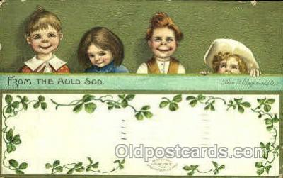 Artist Ellen Clapsaddle Postcard Post Card