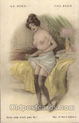 art100127 - Nude Postcard Post Card