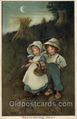 art100277 - Artist IM James Postcard Post Card