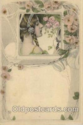 art100336 - Unknown Artist Postcard Post Card